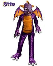 Child Deluxe Skylanders Spyro Costume