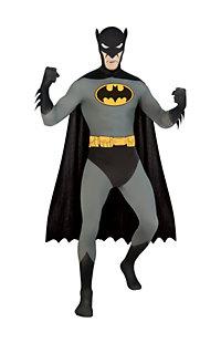 Men's Batman Skin Suit Costume