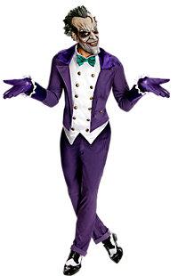 Men's Batman The Joker Costume