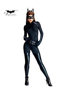 Women's Sexy Batman The Dark Knight Rises Catwoman Costume