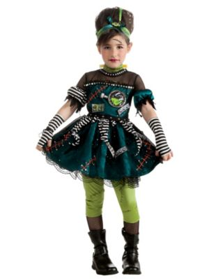 Click Here to buy Frankie's Princess Costume for Baby & Toddler from Costume Discounters
