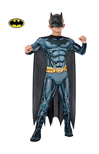 Boy's DC Comics Deluxe Batman Costume