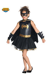Girl's Batgirl Tutu Costume