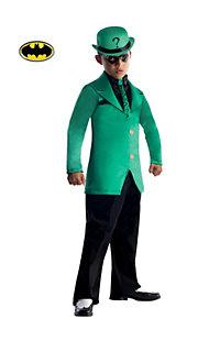 Boy's DC Comics Gotham Super Villains Riddler Costume