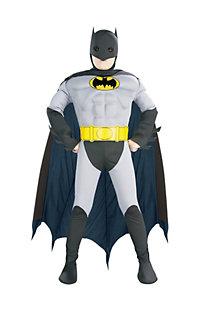 Muscle Chest Batman Kids Costume