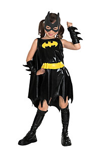 Deluxe Batgirl Children's Costume