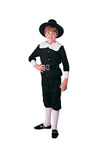 Pilgrim costumes pilgrim halloween costume for adults and kids