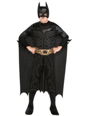 Boys The Dark Knight Batman Costume
