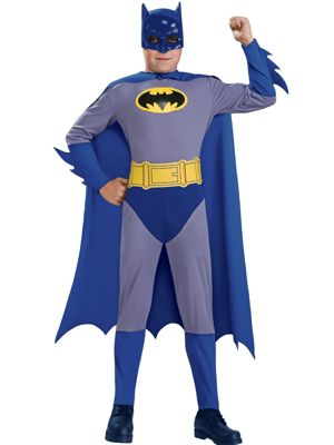 Boys The Brave and The Bold Batman Costume