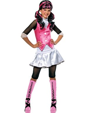 Child Draculaura Monster High Costume