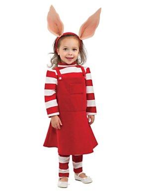 Child Deluxe Olivia Child Costume