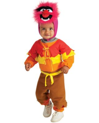 Click Here to buy The Muppets Baby/Toddler Animal Costume from Costume Super Center