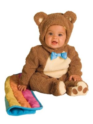 Click Here to buy Newborn/Baby Teddy Bear Costume from Wholesale Halloween Costumes
