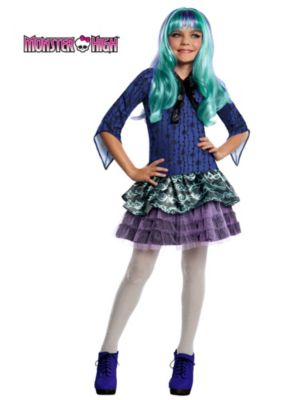 Click Here to buy Twyla Monster High Kids Costume from Wholesale Halloween Costumes