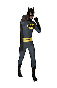 Men's Batman Zentai Suit