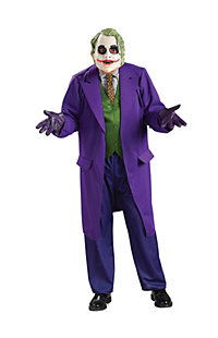 Men's Deluxe Joker Costume