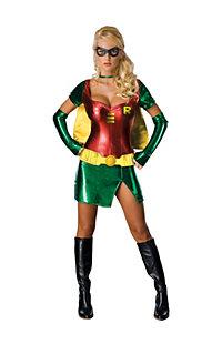 Adult Sexy Robin Costume
