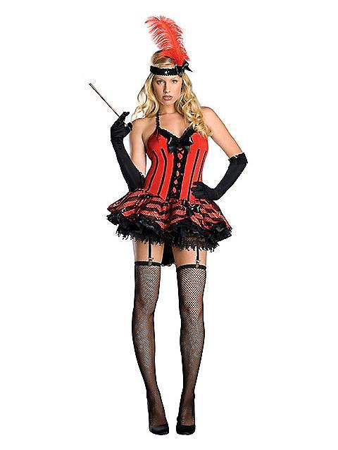 Cabaret Cutie Costume Adult