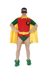 Men's Deluxe Regency Robin Costume