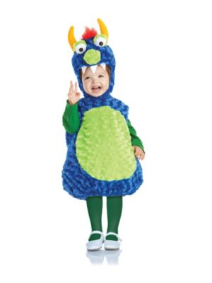Click Here to buy Monster Costume Baby & Toddler from Wholesale Halloween Costumes