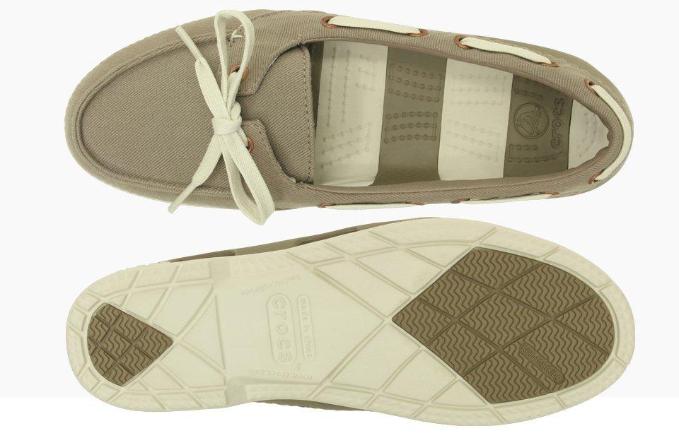 Crocs Women S Beach Line Hybrid Boat Shoe