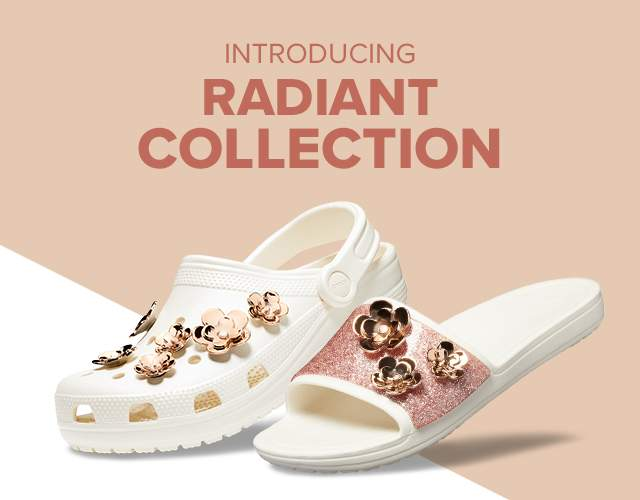 INTRODUCING RADIANT COLLECTION