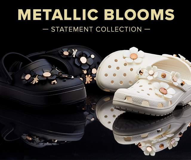 metallic blooms