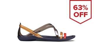 Drew Barrymore Crocs Isabella Strappy Sandal