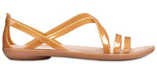 Isabella Cut-Out Strappy Sandals