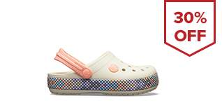 "Kids' Crocbandâ""¢ Gallery Clog"