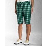 CB DryTec Celest Plaid Short