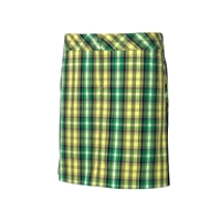 Reward Plaid Skort