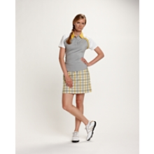 CB DryTec Jane Plaid Skort
