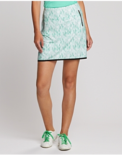 Annika Rain Pull On Printed Skort