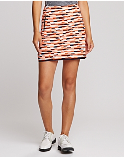 Annika Digital Pull on Printed Skort