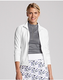 Annika Brook Bomber Jacket