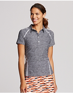 Annika S/S Heather Alanis Polo