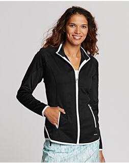 Annika L/S Weather Delay Jacket