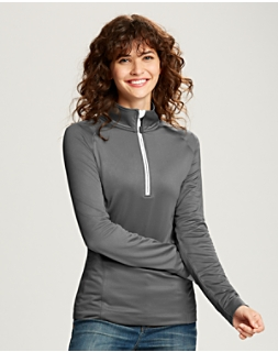 Ladies Jackson Half-Zip