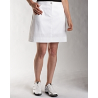 Core White Tech Skort