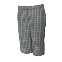 Retro Glen Plaid Short