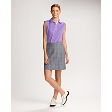 Alice Plaid Skort