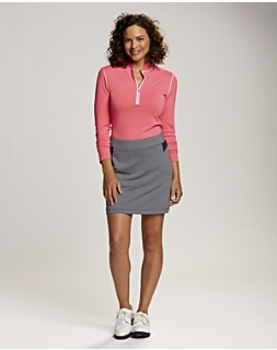 Heather Estelle Knit Skort