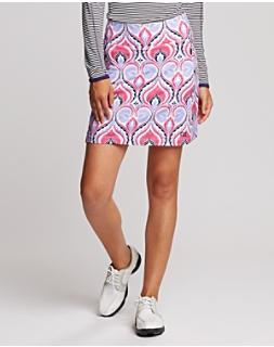 Jude Printed Knit Skort
