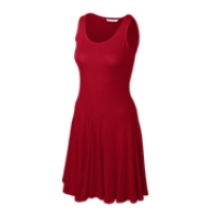Sweep Knit Dress