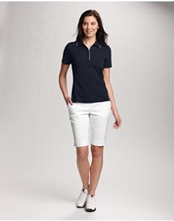 CB DryTec Cutter Tipped Polo