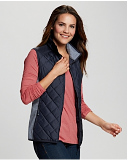 Sandpoint Quilted Vest