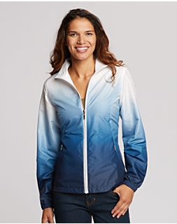 Ombre Full Zip Team Jacket