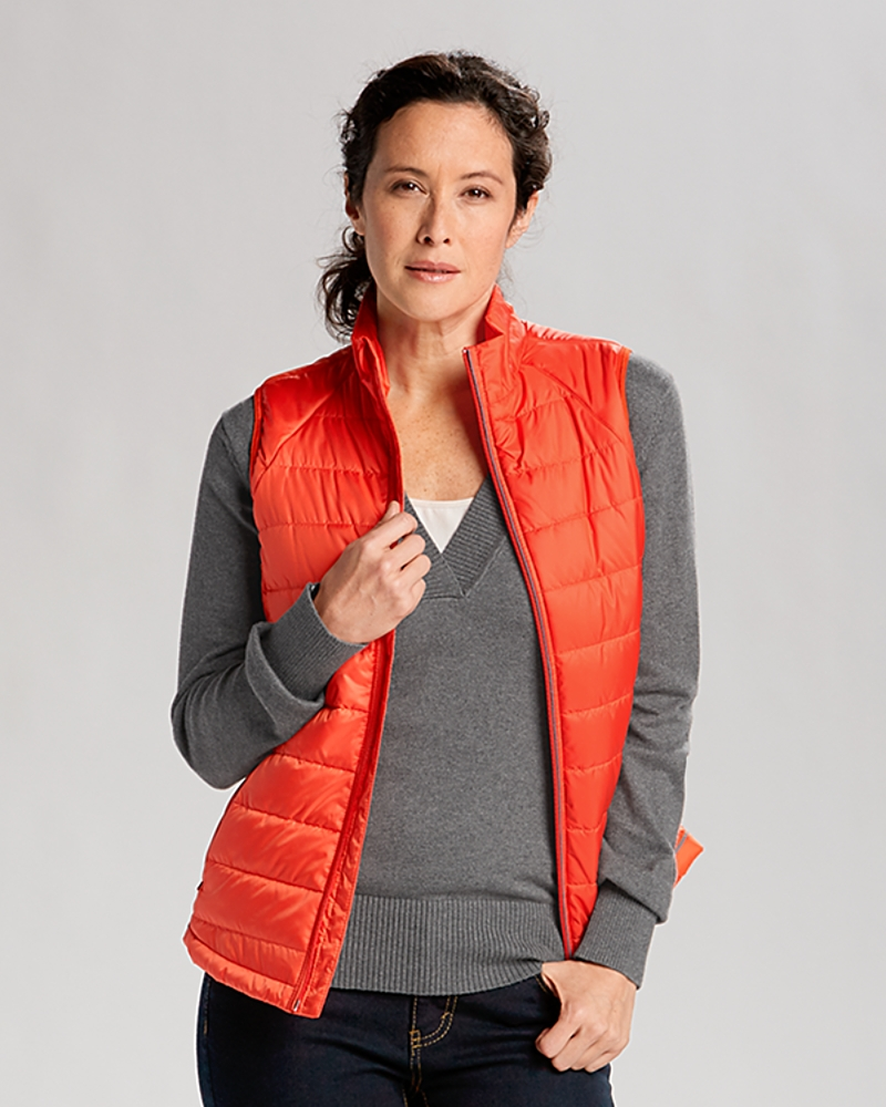Mens quilted jacket next - Post Alley Vest