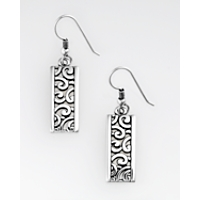 Brighton Deco Lace Earrings